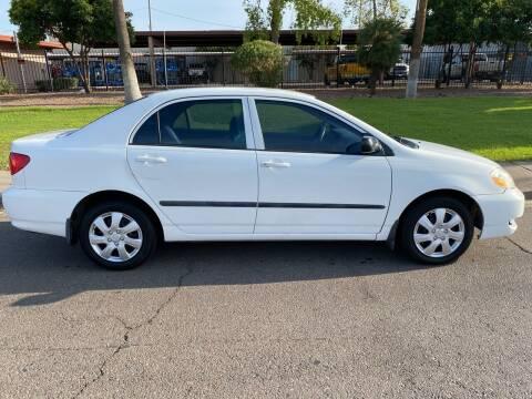 2005 Toyota Corolla for sale at Premier Motors AZ in Phoenix AZ