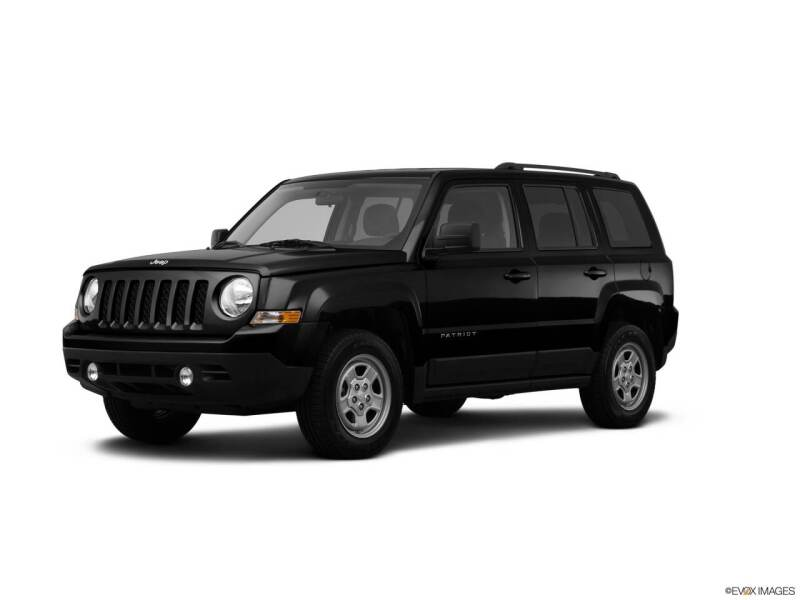 2012 Jeep Patriot for sale at Jensen's Dealerships in Sioux City IA