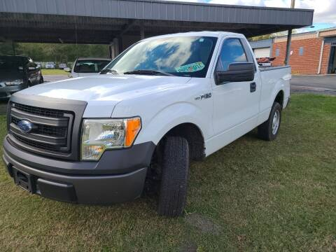 2014 Ford F-150 for sale at Mott's Inc Auto in Live Oak FL