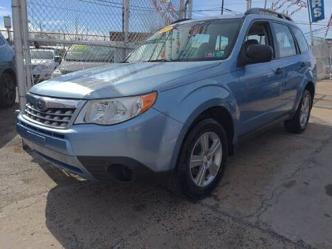 2012 Subaru Forester for sale at Dan Kelly & Son Auto Sales in Philadelphia PA