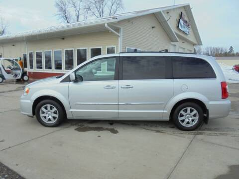 2011 Chrysler Town and Country for sale at Milaca Motors in Milaca MN