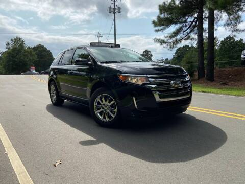 2013 Ford Edge for sale at THE AUTO FINDERS in Durham NC