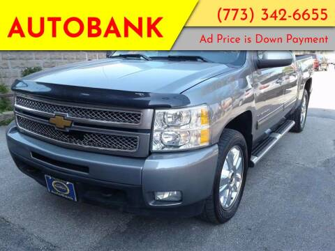 2013 Chevrolet Silverado 1500 for sale at AutoBank in Chicago IL