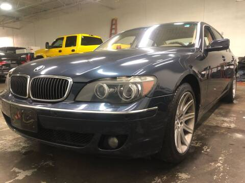 2006 BMW 7 Series for sale at Paley Auto Group in Columbus OH