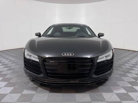 2015 Audi R8 for sale at CU Carfinders in Norcross GA
