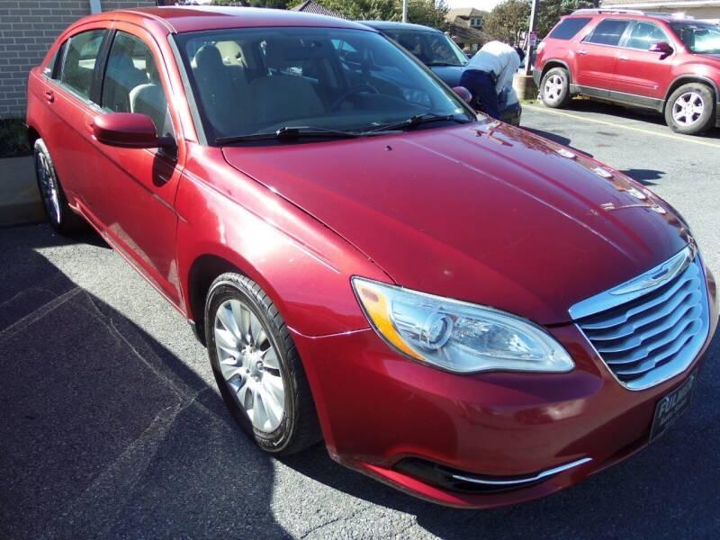 2013 Chrysler 200 LX 4dr Sedan - Easton PA