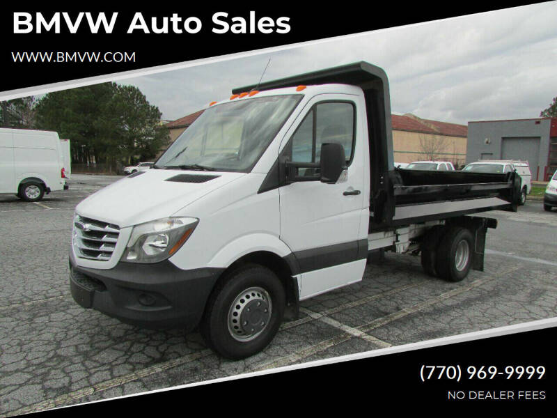 2016 Freightliner Sprinter Cab Chassis 3500