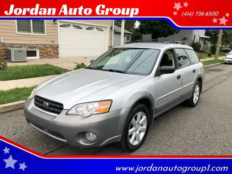 2007 Subaru Outback for sale at Jordan Auto Group in Paterson NJ