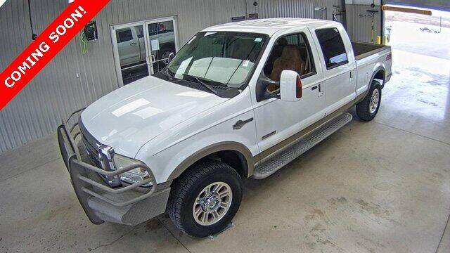 2005 Ford F-250 Super Duty for sale at St. Croix Classics in Lakeland MN