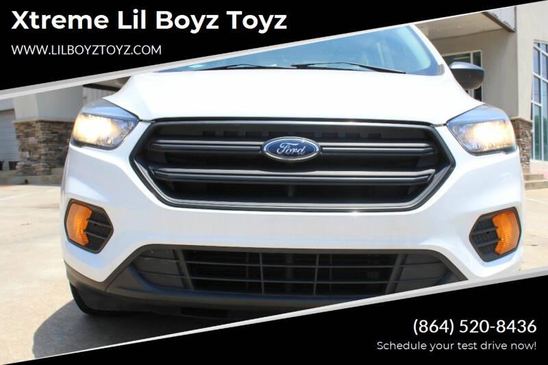 2018 Ford Escape for sale at Xtreme Lil Boyz Toyz in Greenville SC