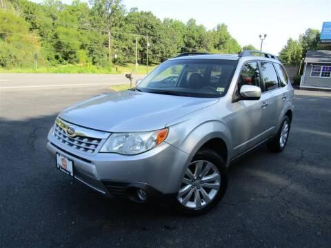 2011 Subaru Forester for sale at Guarantee Automaxx in Stafford VA