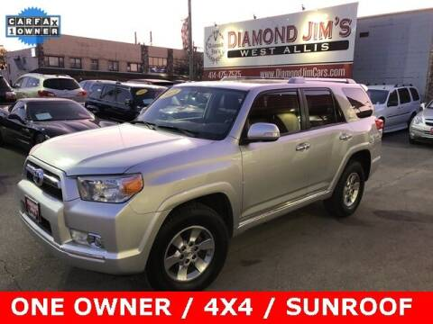 2013 Toyota 4Runner for sale at Diamond Jim's West Allis in West Allis WI