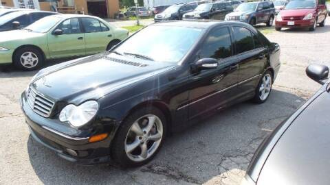 2005 Mercedes-Benz C-Class for sale at Tates Creek Motors KY in Nicholasville KY