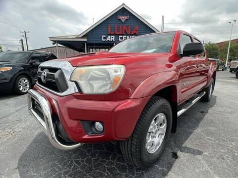 2012 Toyota Tacoma for sale at LUNA CAR CENTER in San Antonio TX