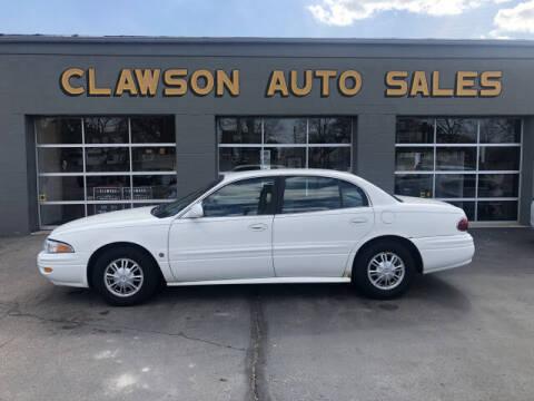 2005 Buick LeSabre for sale at Clawson Auto Sales in Clawson MI