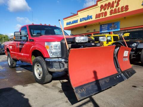 2011 Ford F-350 Super Duty for sale at Popas Auto Sales in Detroit MI