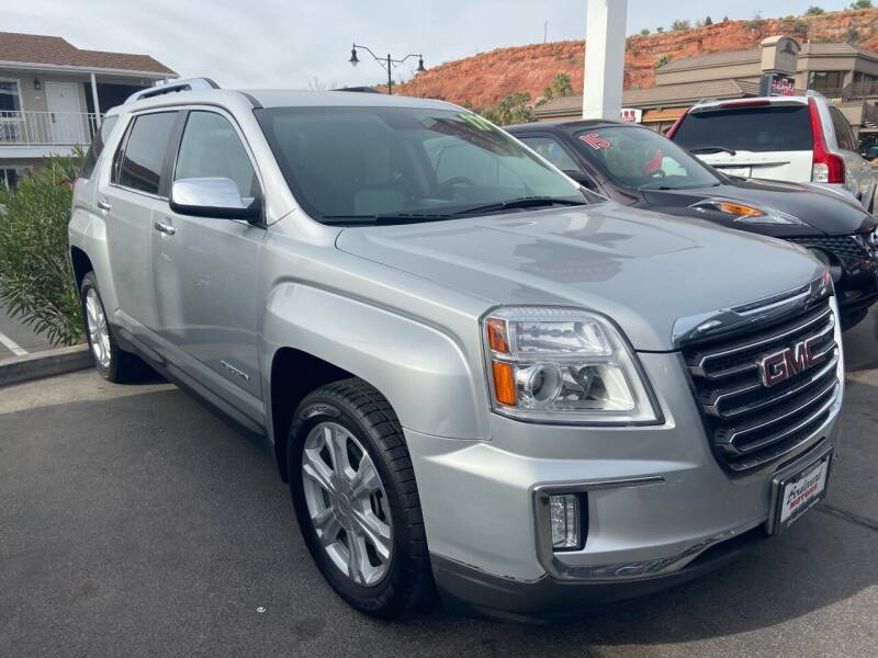 2017 GMC Terrain for sale at Boulevard Motors in St George UT