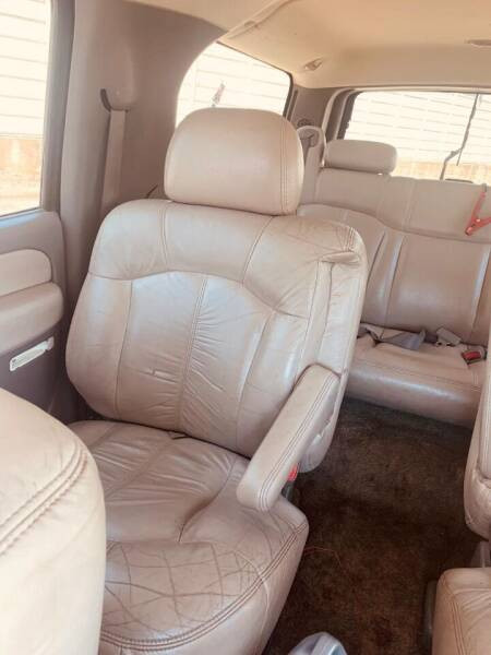 2002 Chevrolet Suburban 1500 LT 4WD 4dr SUV - Dallas TX