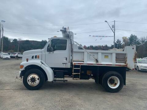 2002 Sterling L7500 Series for sale at Upstate Auto Sales Inc. in Pittstown NY