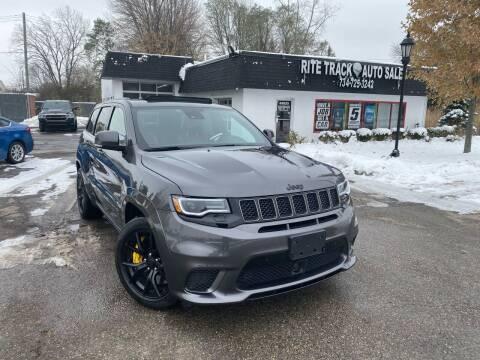 2018 Jeep Grand Cherokee for sale at Rite Track Auto Sales in Canton MI