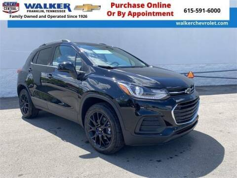 2021 Chevrolet Trax for sale at WALKER CHEVROLET in Franklin TN