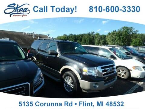 2010 Ford Expedition for sale at Erick's Used Car Factory in Flint MI
