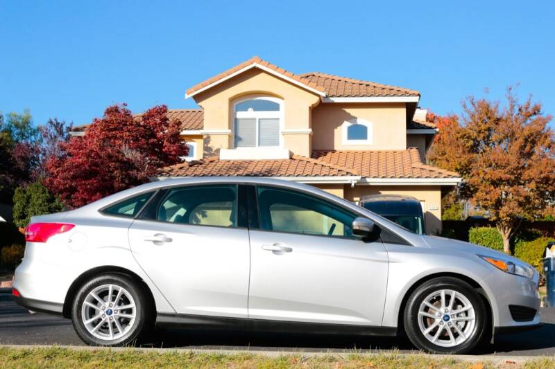 2017 Ford Focus for sale at California Diversified Venture in Livermore CA