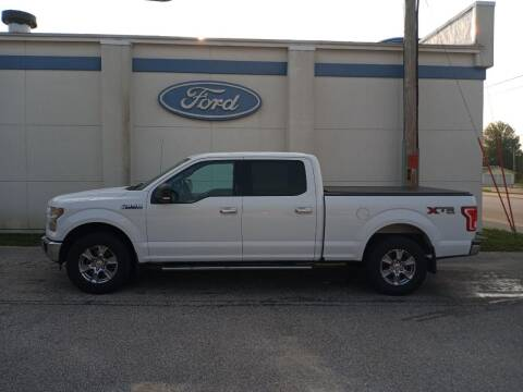 2015 Ford F-150 for sale at Welterlen Motors in Edgewood IA