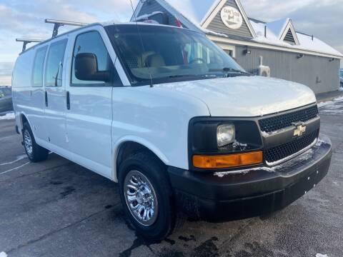 2009 Chevrolet Express Cargo for sale at Cape Cod Carz in Hyannis MA