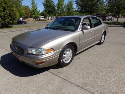 2002 Buick LeSabre for sale at Signature Auto Sales in Bremerton WA