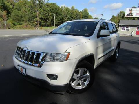 2011 Jeep Grand Cherokee for sale at Guarantee Automaxx in Stafford VA
