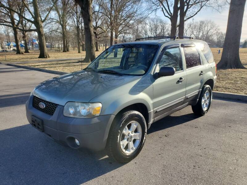 2007 Ford Escape for sale at RENNSPORT Kansas City in Kansas City MO
