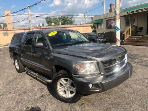 2011 RAM Dakota for sale at Some Auto Sales in Hammond IN