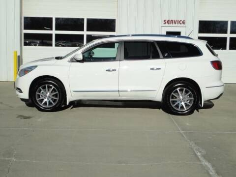 2015 Buick Enclave for sale at Quality Motors Inc in Vermillion SD