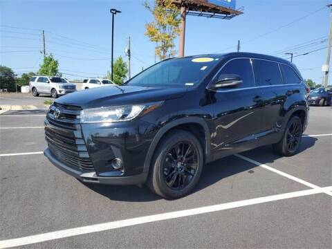 2019 Toyota Highlander for sale at Southern Auto Solutions - Honda Carland in Marietta GA