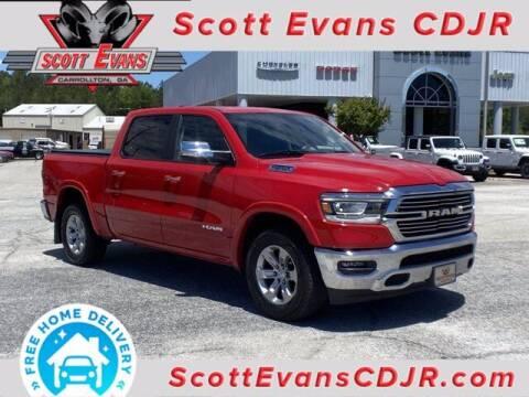 2019 RAM Ram Pickup 1500 for sale at SCOTT EVANS CHRYSLER DODGE in Carrollton GA