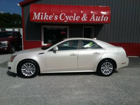 2011 Cadillac CTS for sale at MIKE'S CYCLE & AUTO in Connersville IN