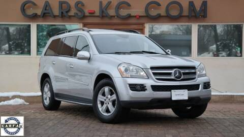 2007 Mercedes-Benz GL-Class for sale at Cars-KC LLC in Overland Park KS