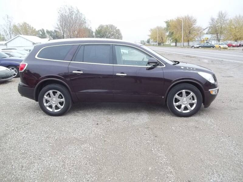 2008 Buick Enclave for sale at BRETT SPAULDING SALES in Onawa IA