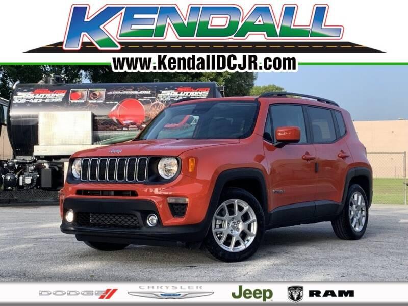 2021 Jeep Renegade for sale in Miami, FL