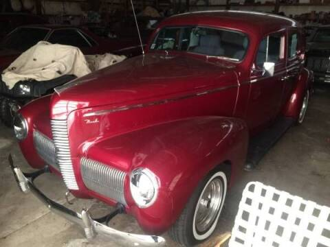 1940 Nash Lafayette for sale at Haggle Me Classics in Hobart IN