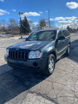 2007 Jeep Grand Cherokee for sale at SVS Motors in Mount Morris MI