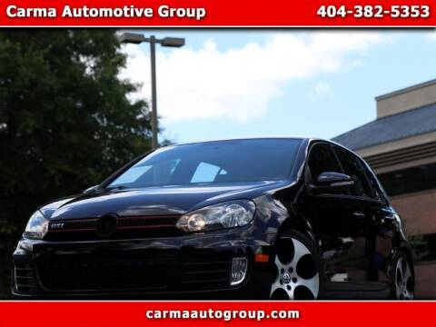 2014 Volkswagen GTI for sale at Carma Auto Group in Duluth GA