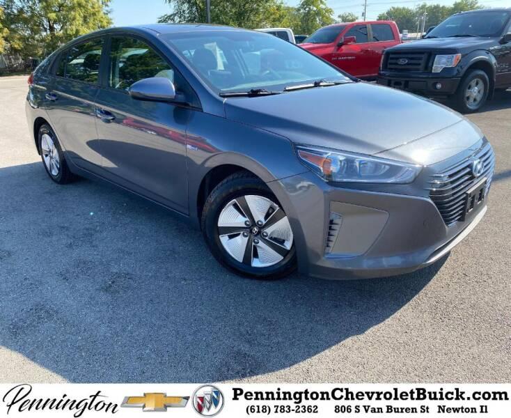 2019 Hyundai Ioniq Hybrid for sale in Newton, IL