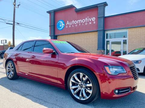2014 Chrysler 300 for sale at Automotive Solutions in Louisville KY