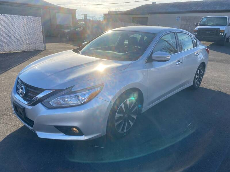 2018 Nissan Altima for sale at Major Car Inc in Murray UT