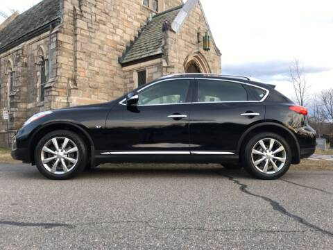 2017 Infiniti QX50 for sale at Reynolds Auto Sales in Wakefield MA