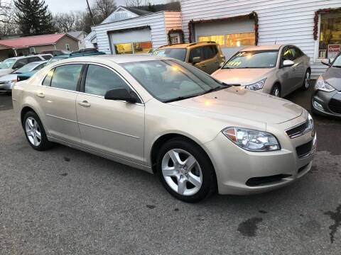 2010 Chevrolet Malibu for sale at George's Used Cars Inc in Orbisonia PA
