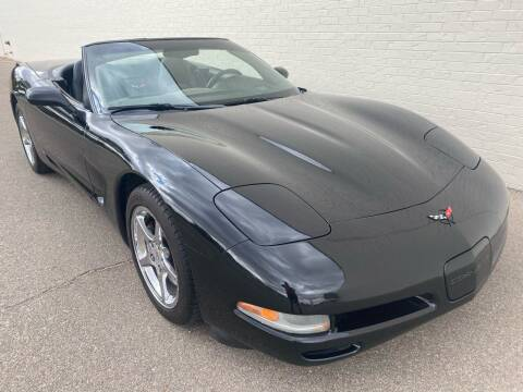 2002 Chevrolet Corvette for sale at Best Value Auto Sales in Hutchinson KS