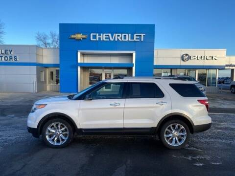 2013 Ford Explorer for sale at Finley Motors in Finley ND